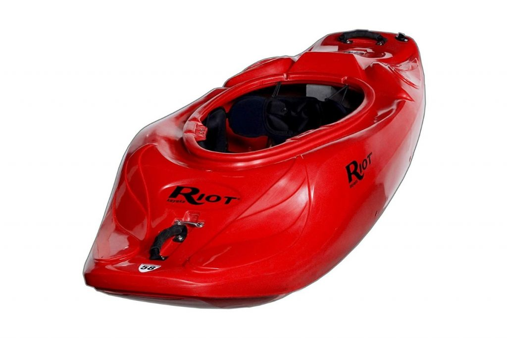 Riot Kayaks Astro 58 Whitewater Playboating Kayak