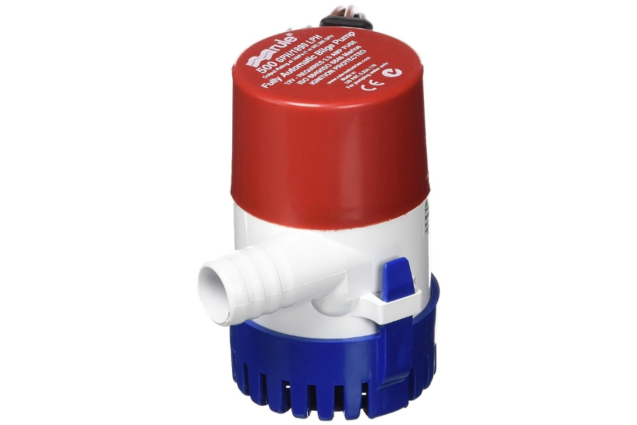 Rule 25S Submersible Bilge Pump