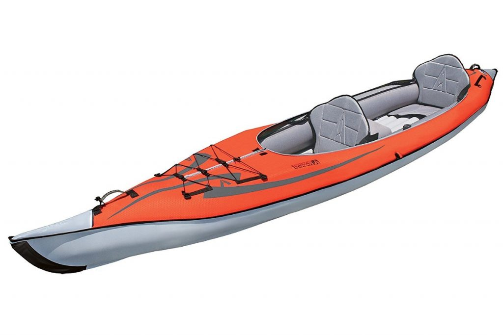 The Best Inflatable Kayaks AdvancedFrame Convertible Inflatable Kayak