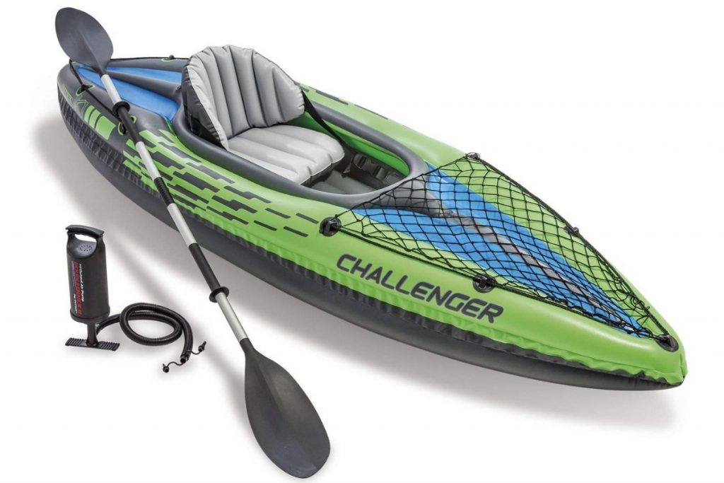 The Best Inflatable Kayaks Intex Challenger K2 Kayak