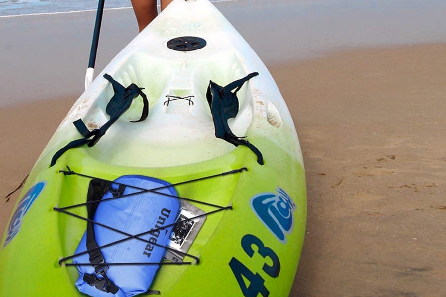 Best Drybags For Kayaking - Keep Your Gear Dry With These Bags