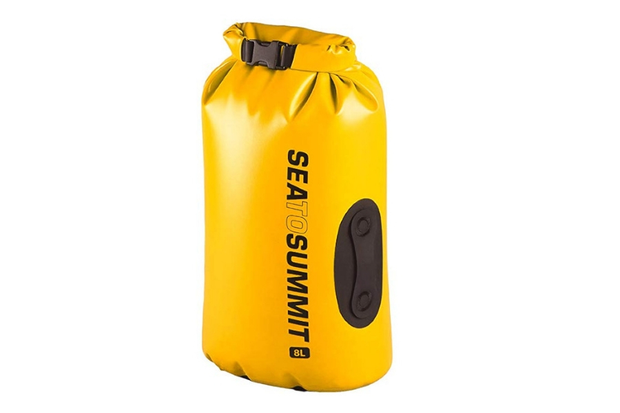 Best Drybags For Kayaking - Sea to Summit Hydraulic Dry Bag