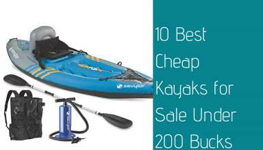 10 Best Cheap Kayaks for Sale Under 200 Bucks