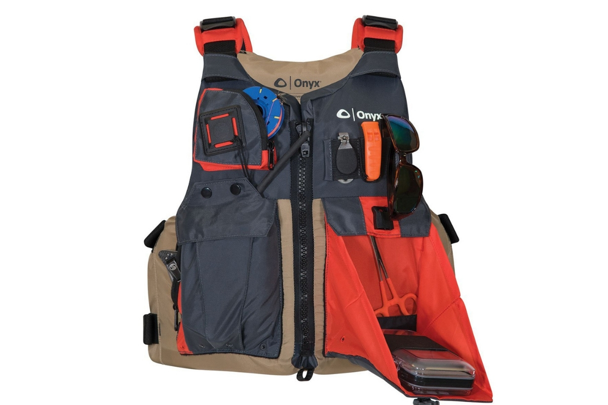 Best Kayak Fishing Life Vest - ONYX Kayak Fishing Life Jacket