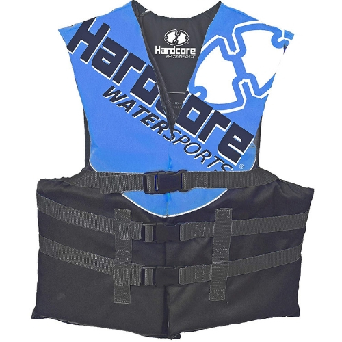 Hardcore Water Sports Life Jacket Vests For The Entire Family USCG Approved