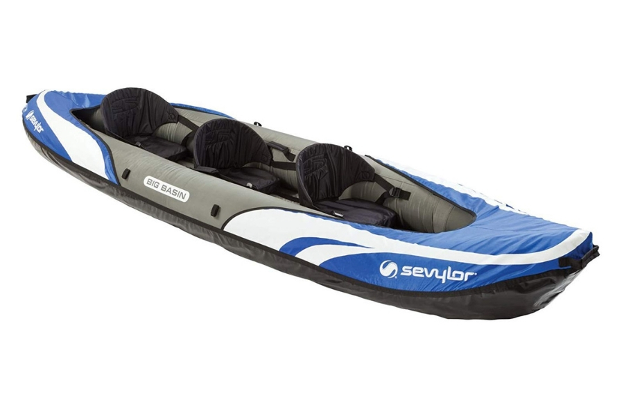 Sevylor's Big Basin Three-Person Kayak