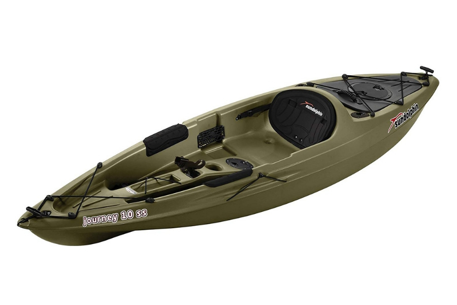 Sun Dolphin Journey 10' Sit-on-top Kayak