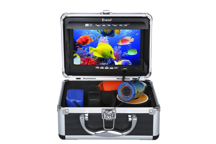 Enyoyo Portable 1000 TVL Underwater Fishing Camera