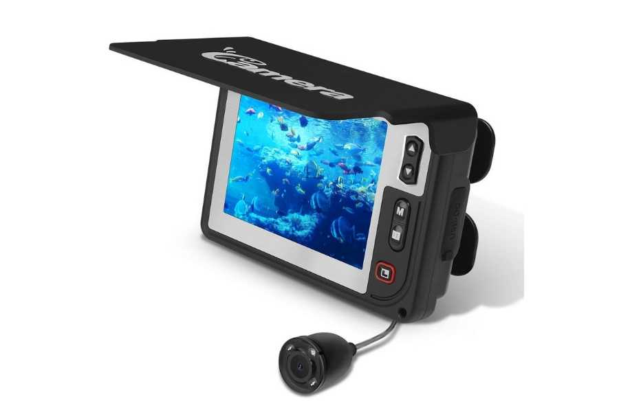 Moocor Underwater Fishing Camera