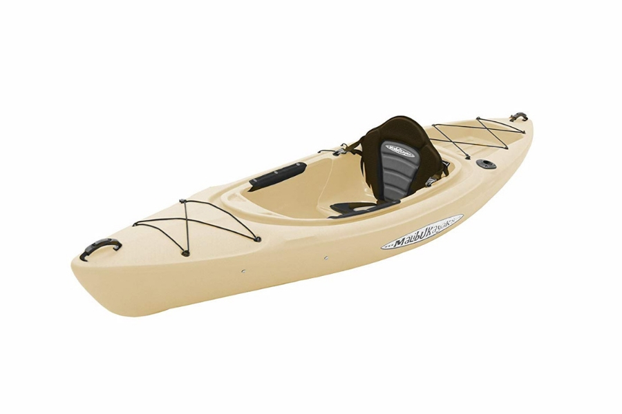 The Malibu Kayaks Sierra 10 Pro Series Fish And Dive Sit In