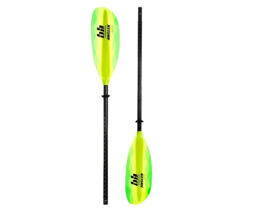 Finding The Perfect Kayak Paddle For Fishing 1