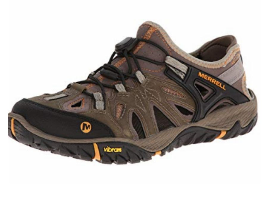 Merrell All Out Blaze Sieve Kayaking Shoes