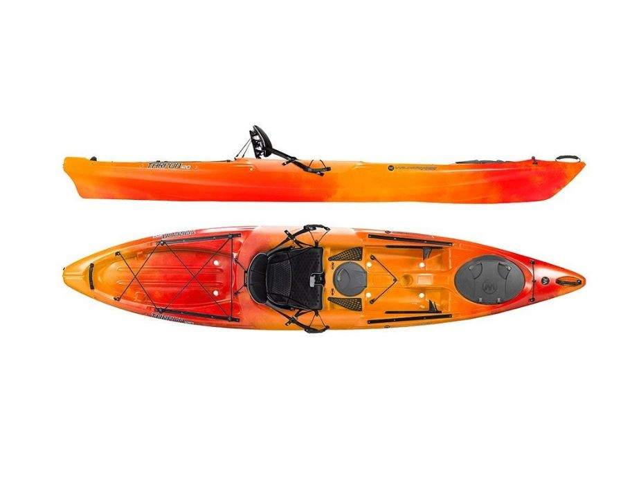 What is the best fishing kayak under $1000? 11