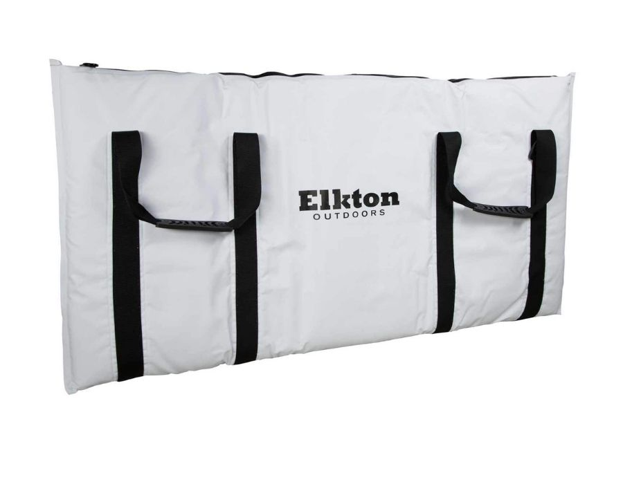 Elkton Insulated Fish Cooler Bag With Premium Zipper