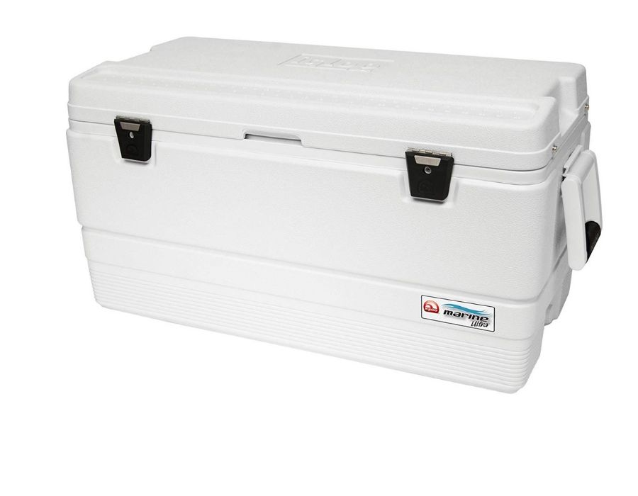 Igloo Ice Cube Marine Breeze Ultra Roller Cooler