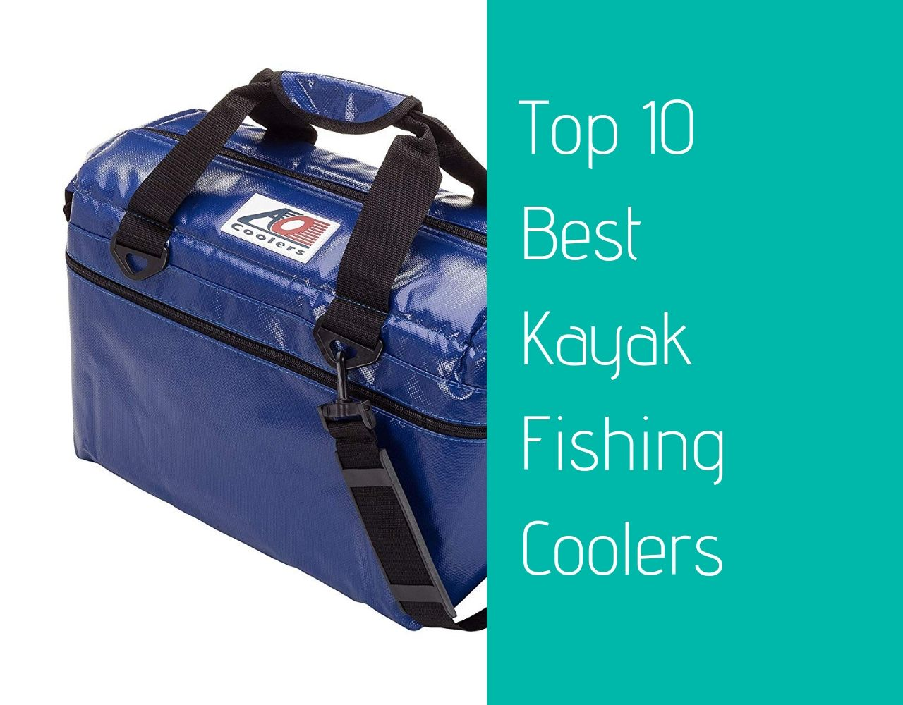 Top 10 Best Kayak Fishing Coolers