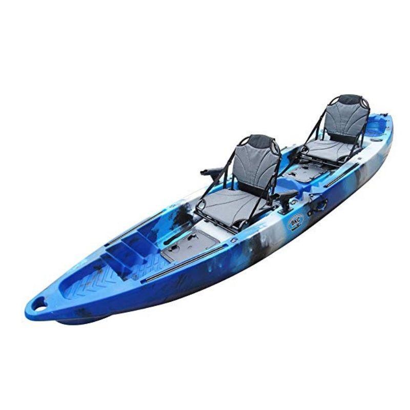 BKC TK122 Tandem Fishing Kayak