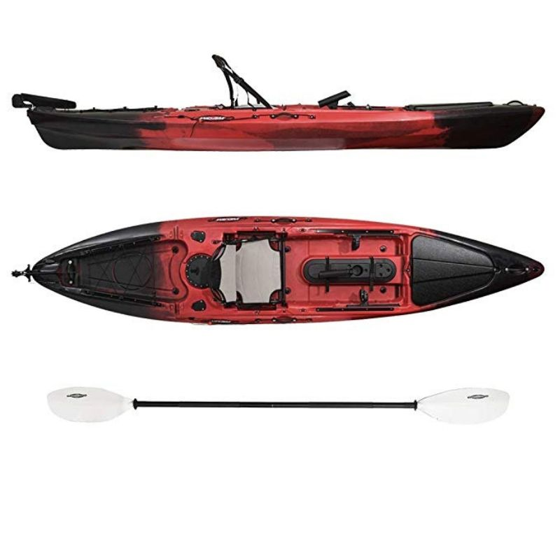 WDAM Fishing Kayak