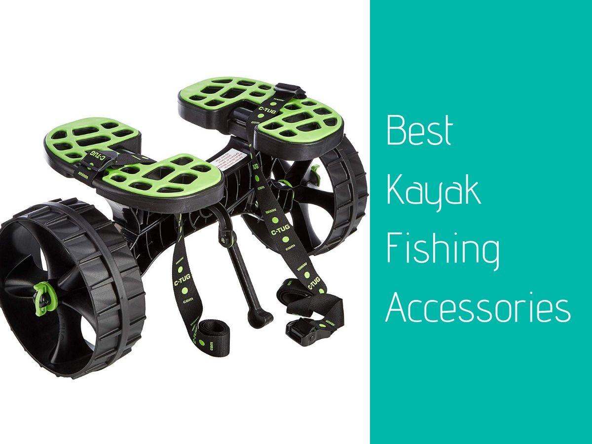 Best Kayak Fishing Accessories - Great for the Avid Angler