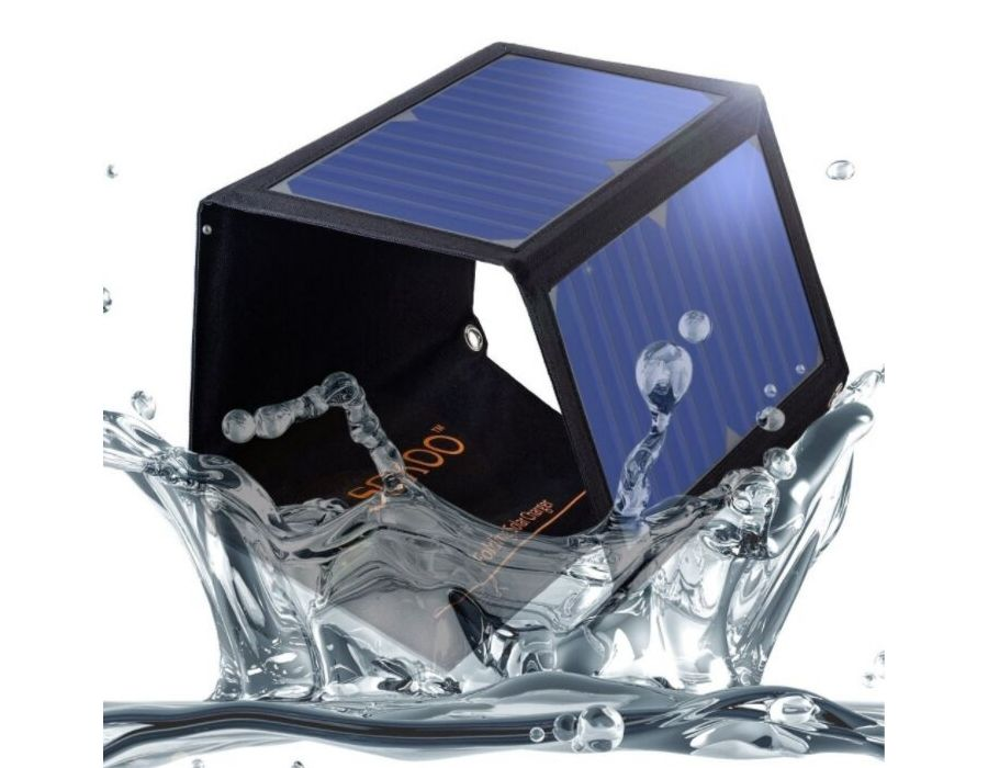 Sokoo 22W Solar Charger