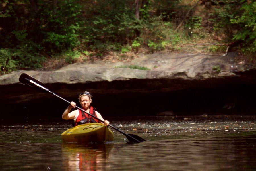 Kayak Styles